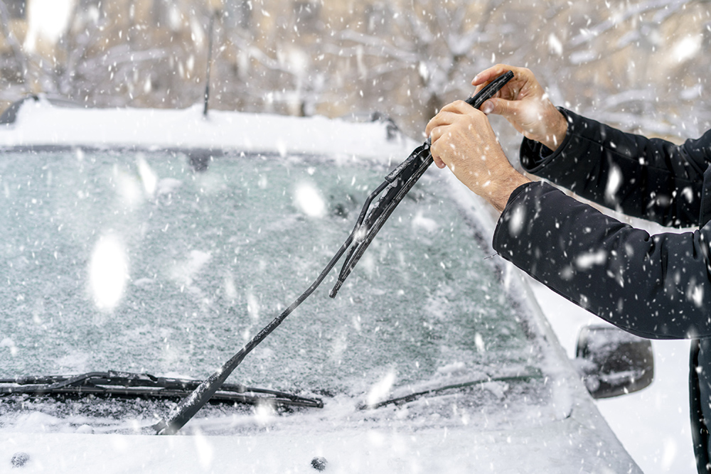 Adulting 101: Ordinary things for extraordinary wintertime car hacks