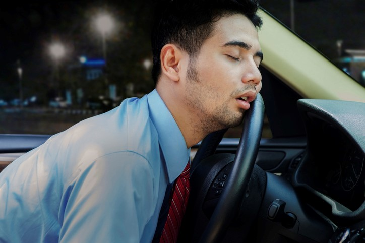 March 10 'spring forward' could lead to drowsy driving